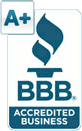 Nota A+ no Better Business Bureau